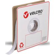 VELCRO Brand Grip Strips Hook Only 25mm x 25m White