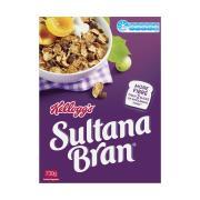 Kelloggs Sultana Bran Cereal 730g