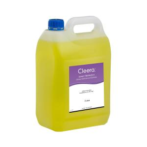 Cleera Commercial Grade Lemon Disinfectant 5L