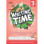 Writing Time 3 (NSW Foundation Style) Student Practice Book