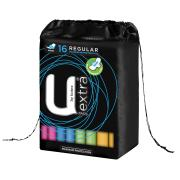 U By Kotex Maxi Regular Pads with Wings Pack 16