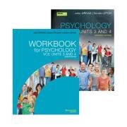 Psychology Vce Units 3 & 4 Ebookplus & Print + Workbook + Studyon  John Grivas 7th Ed