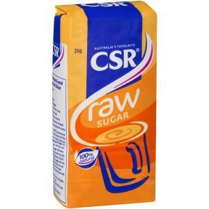 CSR Raw Sugar 2kg