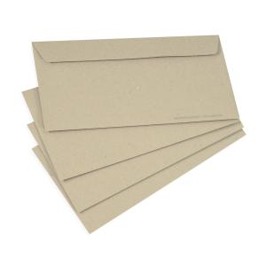 Tudor Envelopes DL Peel-N-Seal 100gsm 100 Recycle Box 500