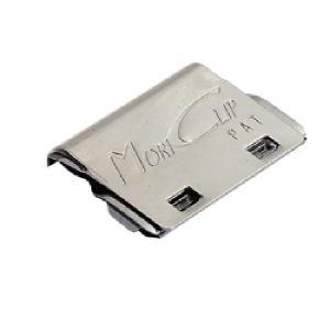Carl MC-53 Medium Mori Clip - Silver - 18-Pack