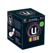 U By Kotex Liners Nude Pack 30