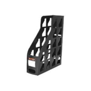 Metro 3462 Magazine Rack Black Image