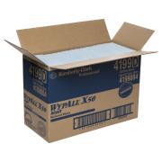 Wypall 4199 X50 Wipers 32.5X49cm Blue Carton 250