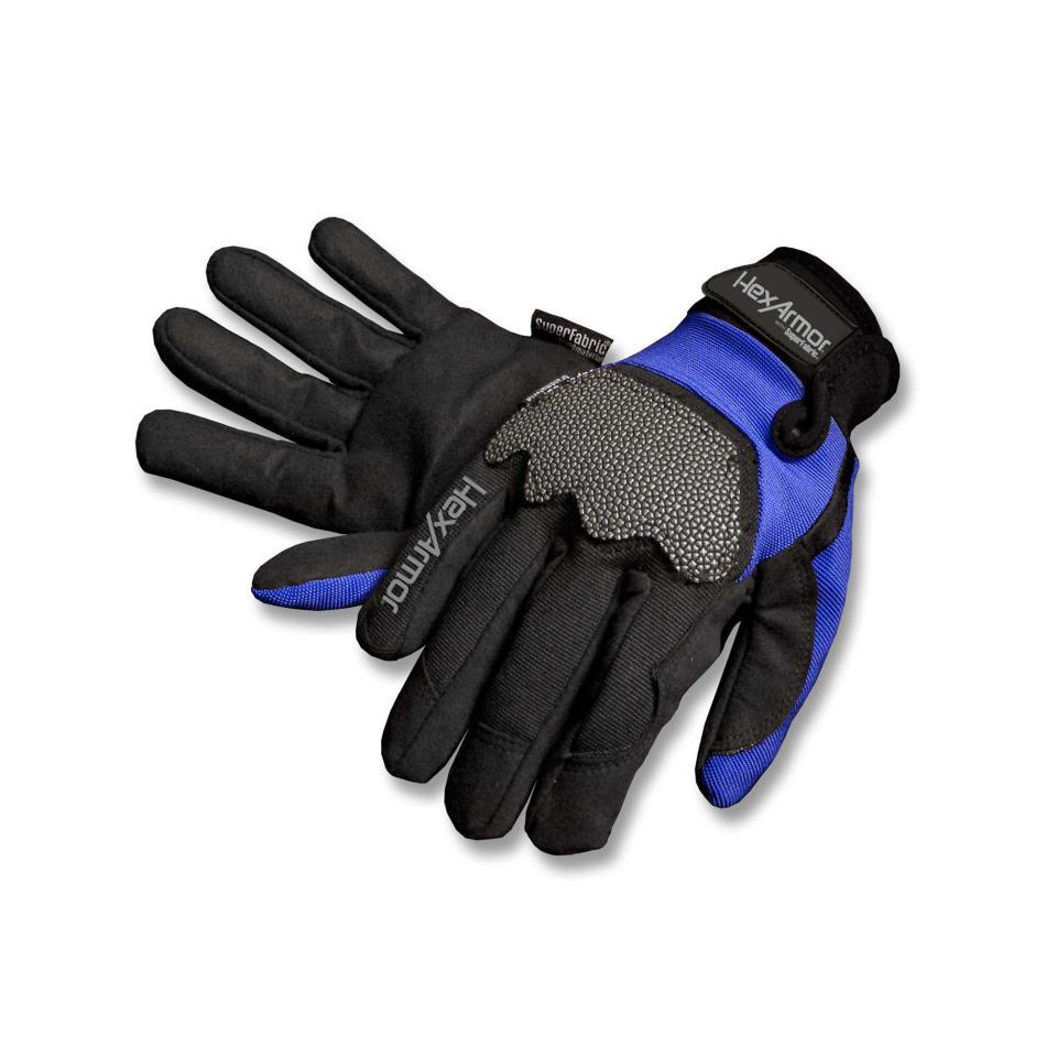 Diplomat HexArmor Mechanics+ 4018 Cut 5 Gloves XL