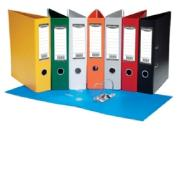 Officemax Lever Arch Pe File A4 75mm Blue