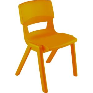 Sebel Postura Max 6 Classroom Chair 460mm Jaffa