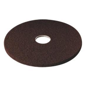 3M 7100 406mm Stripper Pad Brown