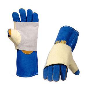 Elliotts Magnashield Heat Resistant Glove Saver Aluminised Preox Heavy Duty Left Hand