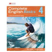 Complete English Basics 4 Student Book 3rd Edition NO DIGITAL