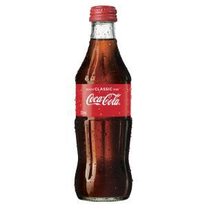 Coca-Cola 330ml Bottle Carton 24
