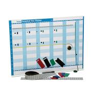 Sasco Perpetual Year Wall Planner Kit 917 x 610mm