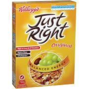 Kelloggs Just Right Cereal 790g