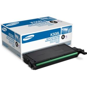 Samsung K508L Black Toner Cartridge CLT-K508L