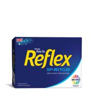 Reflex Carbon Neutral 50% Recycled Copy Paper A4 80gsm White Ream 500