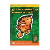 Your Sneaking Suspicions Student handbook Author Simon Smart