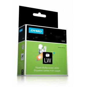 Dymo Label Writer Multi Purpose Labels 25mm x 25mm