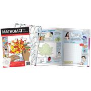 Mathomat Template 4th Edition Protractor Graph Shapes