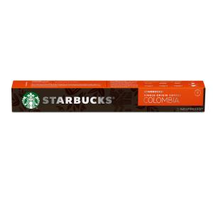 Starbucks Coffee Capsules Colombia Box 10