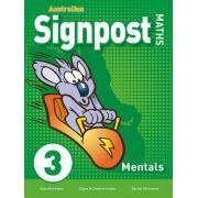 Australian Signpost Maths Mentals 3 3rd Ed