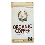 Global Cafe Direct 100% Arabica Organic Ground Coffee 250g