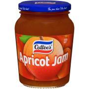 Cottees Conserve Apricot Jam 500g