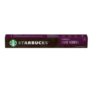 Starbucks Coffee Capsules Caffe Verona Box 10