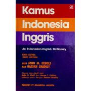 Kamus Indonesia Inggris Dictionary 3rd Revised Edition