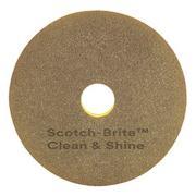 Scotch-Brite Clean & Shine Pad 35cm X 71cm Pack 5