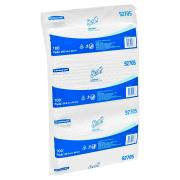 Scott Control 92705 Absorbent  Large White 100  Pack Case Of 4 Packs