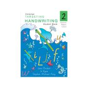 Pascal Press Targeting Handwriting VIC Student Book 2 Jane & Young Pinsker