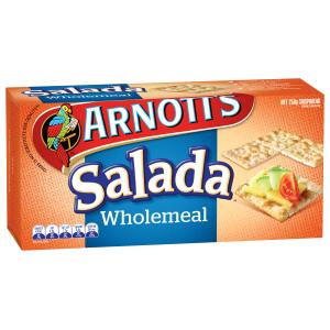 Arnotts Salada Wholemeal 250g