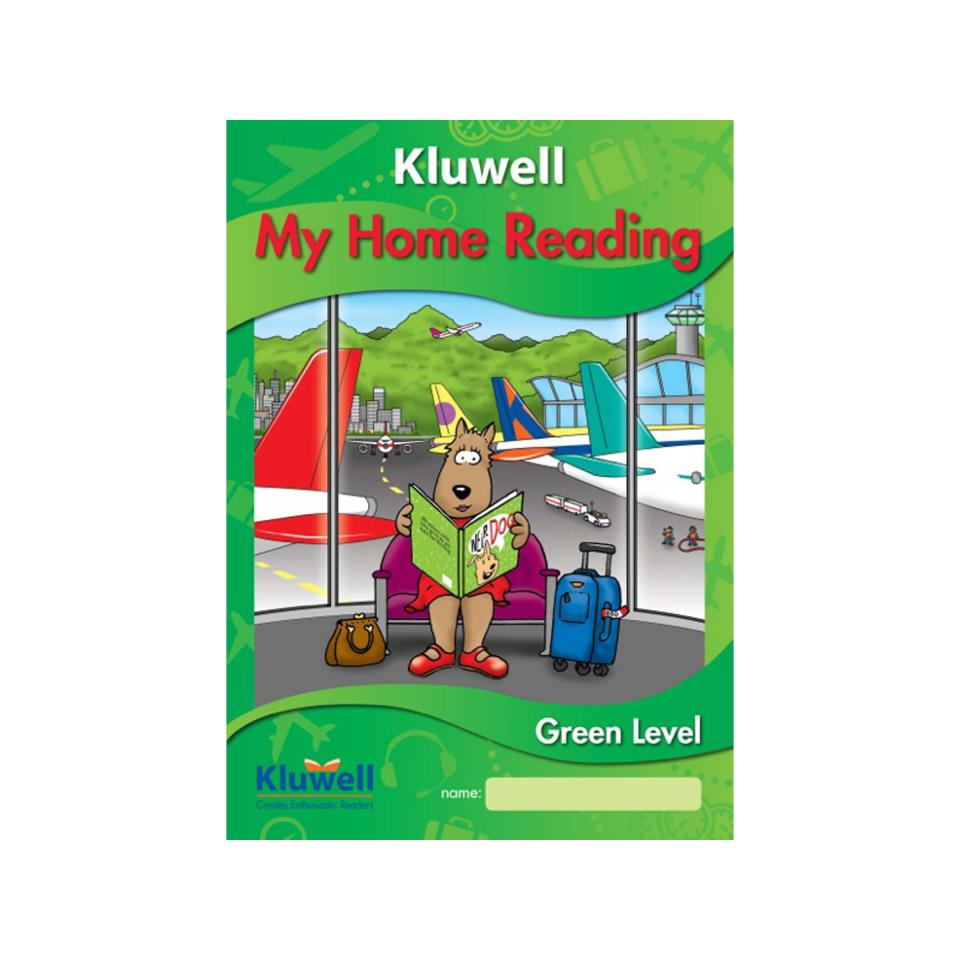 Kluwell Publications Kluwell My Home Reading Green Level Middle 2nd Ed Andrew Coldwell