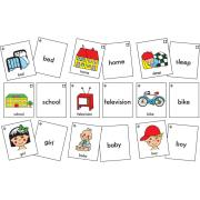 Educational Colours Sight Word Snap 160 Cards