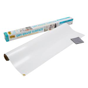 Post-It Dry Erase Surface 1200mm X 900mm With Cleaning Cloth