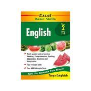 Pascal Press Excel Basic Skills - English Year 2 Author Tanya Dalgleish