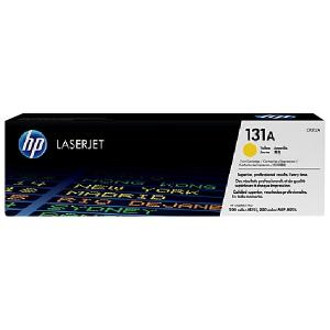 HP LaserJet 131A Yellow Toner Cartridge - CF212A
