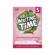 Firefly Writing Time 5 Queensland Modern Cursive Student Book