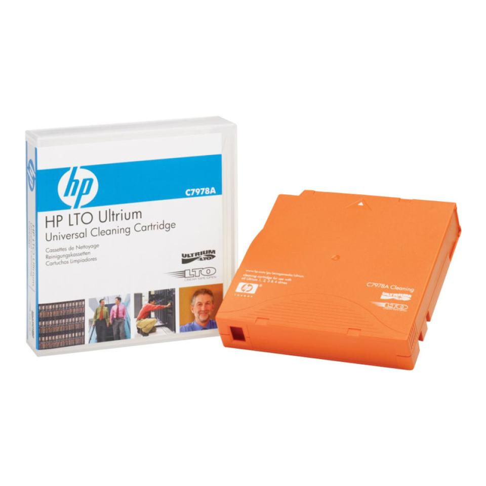 HP LTO Ultrium Universal Cleaning Cartridge - C7978A