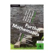 CSM VCE Further Maths Units 3 & 4 Revised Edition Textbook and Hotmaths. Authors Peter Jones