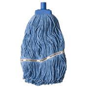 Oates Duraclean 350G Hospital Launder Mop Head Blue