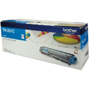 Brother TN-251C Cyan Toner Cartridge
