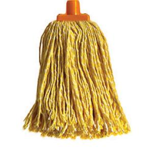 Sabco Premium Contractor Mop Head 400gm Yellow Image