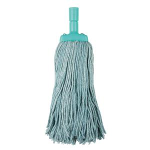 Cleera Mop Head Coloured 400gm Green
