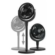 Nero Blo Multi Fan 20cm Black
