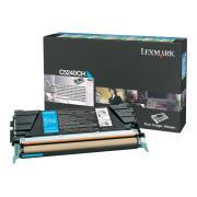 Lexmark C524 C532 C534 Cyan Toner Cartridge - C5240CH
